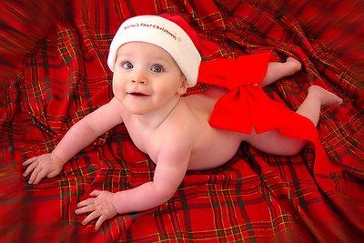Felicitación navideña original