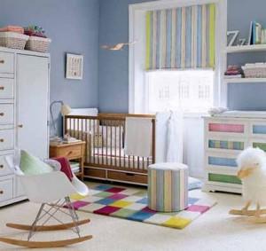 Habitaciones bebes: mobiliario infantil