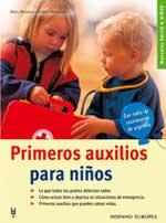 Primeros auxilios para niños