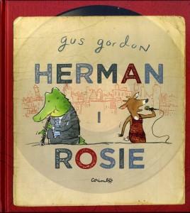 Herman y Rosie, Gus Gordon, Corimbo 1